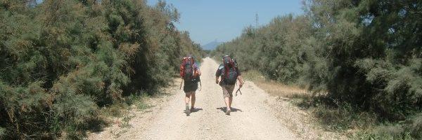 Cammino di santa Giulia Tappa 001
